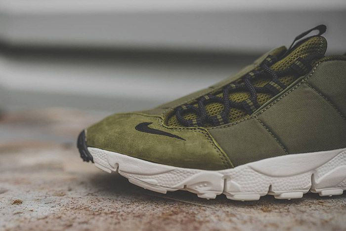 Nike Air Footscape Nm Legion Green 2