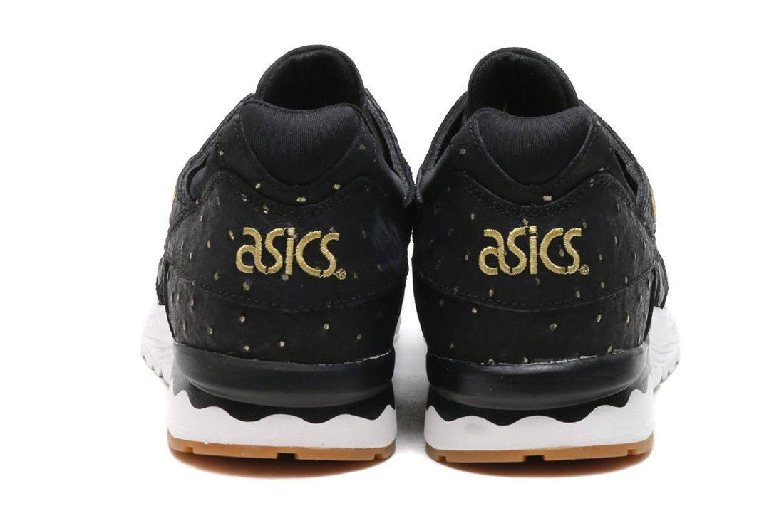 Asics Ostrich Leather Gold Pack 5
