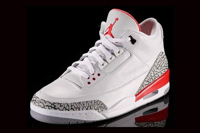 Nike Air Jordan 3 Katrina