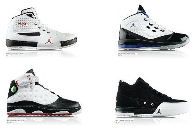 Jordan Lookbook Sneakers 2 1