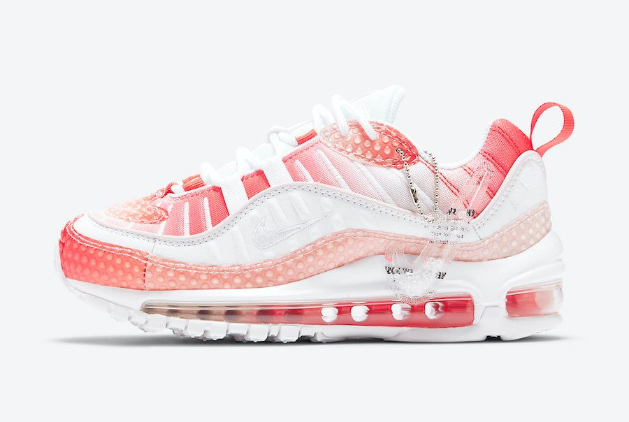 Nike Air Max 98 Bubble Pack Left