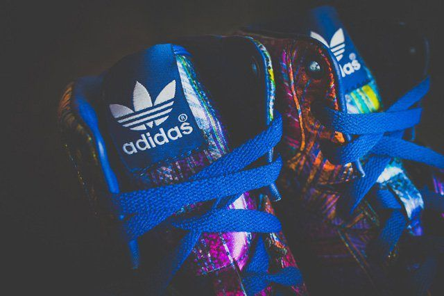 Adidas By Jeremy Scott Wings Super Colour 2