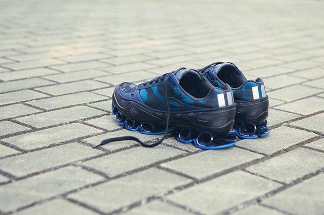 Raf Simons X Adidas 3 Fall Winter Bounce Sneakers 3