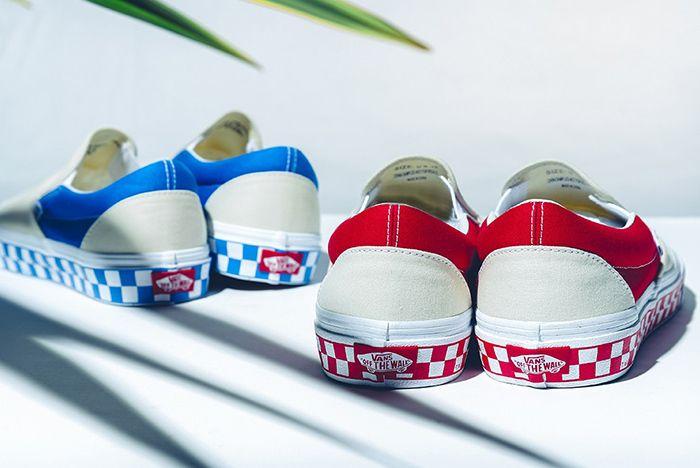 Billys Vans Side Wall Check Exclusive 3 Sneaker Freaker