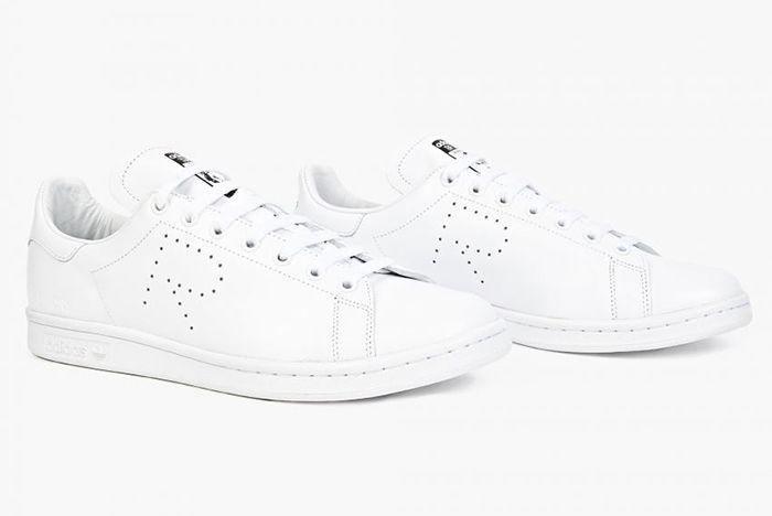 Raf Simons X Adidas Stan Smith White Black