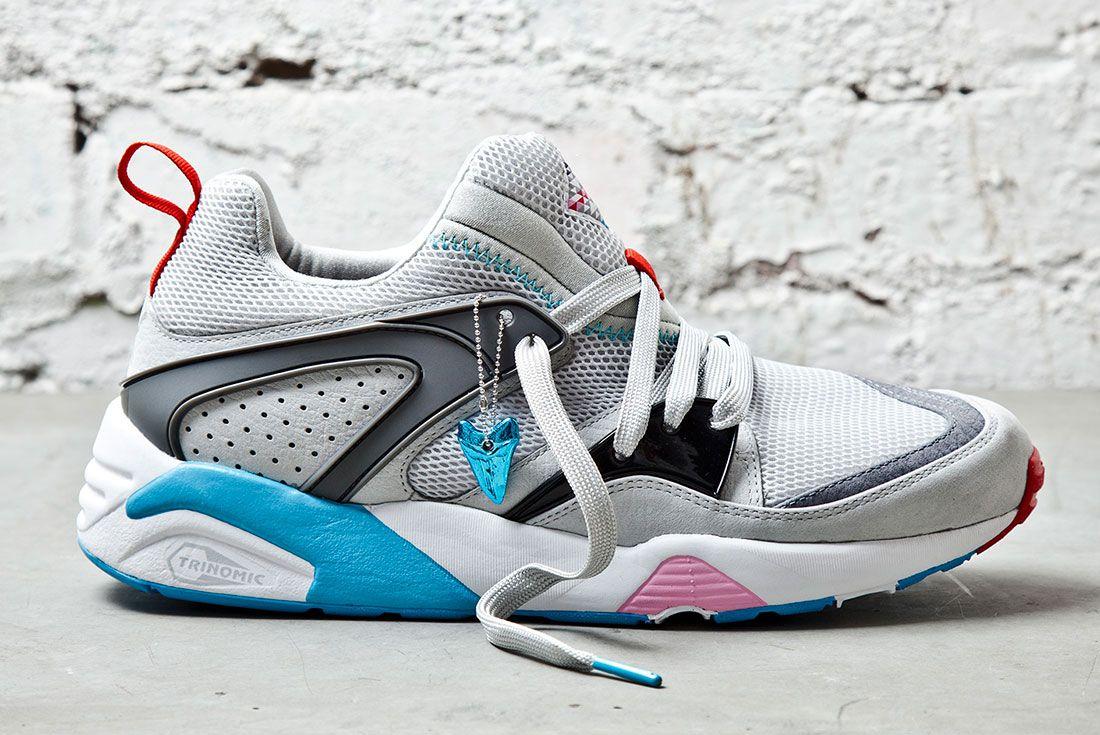 Puma Sneaker Freaker Shark Grey 1 Side