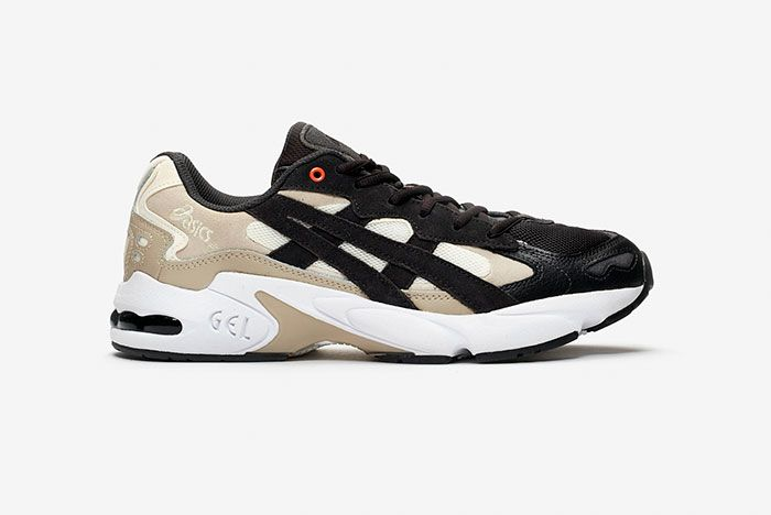 Asics Gel Kayano 5 Reigning Champ Lateral