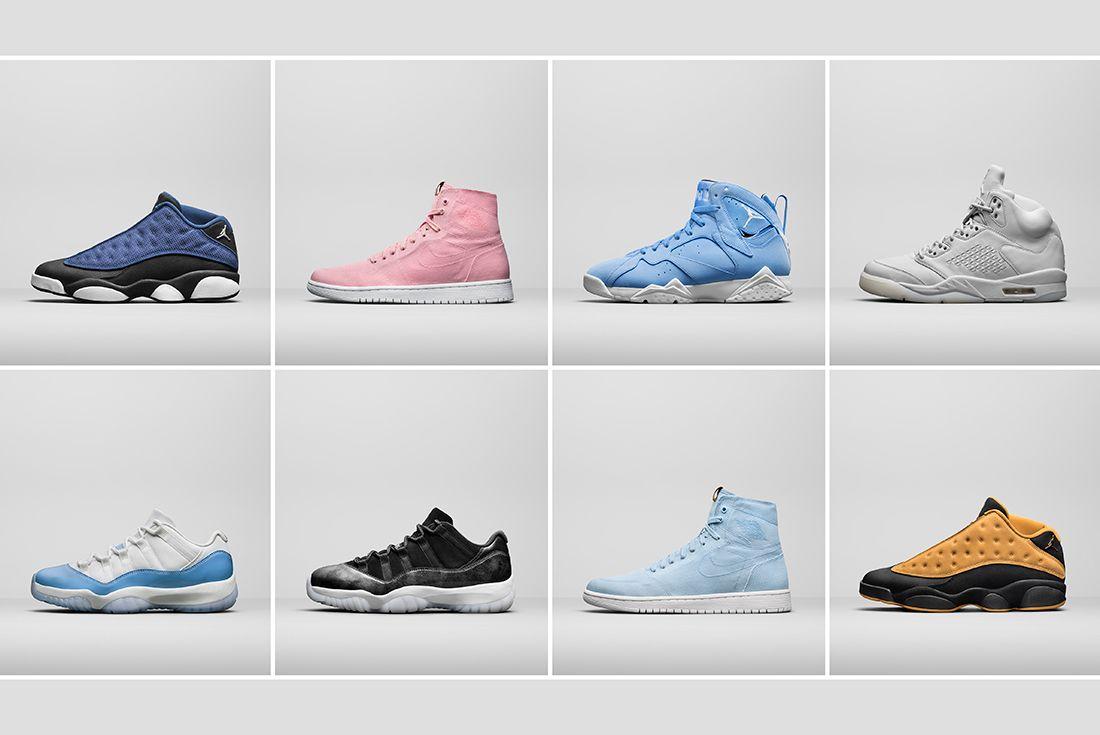 Jordan Brand Ss17 Releases Revealed