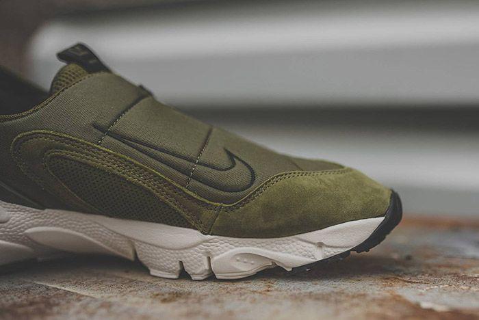 Nike Air Footscape Nm Legion Green 1