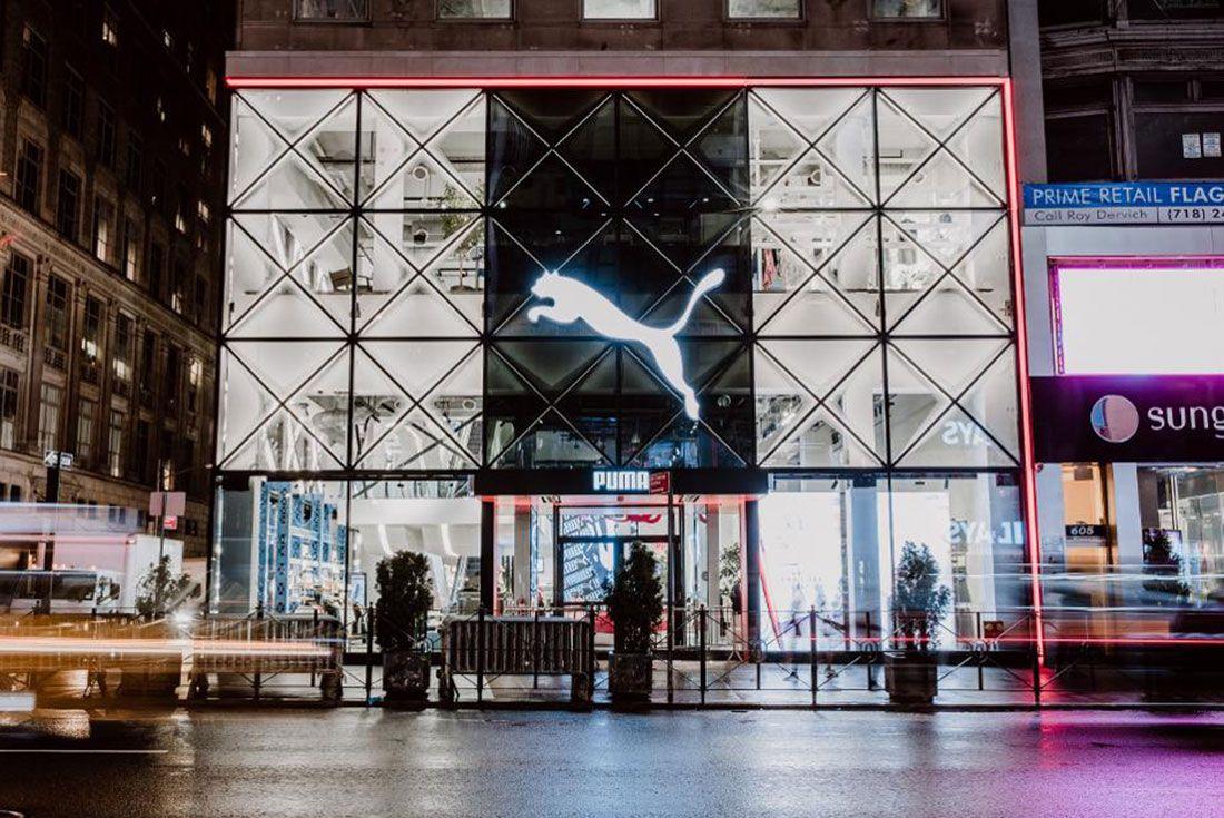 Puma New York Flagship