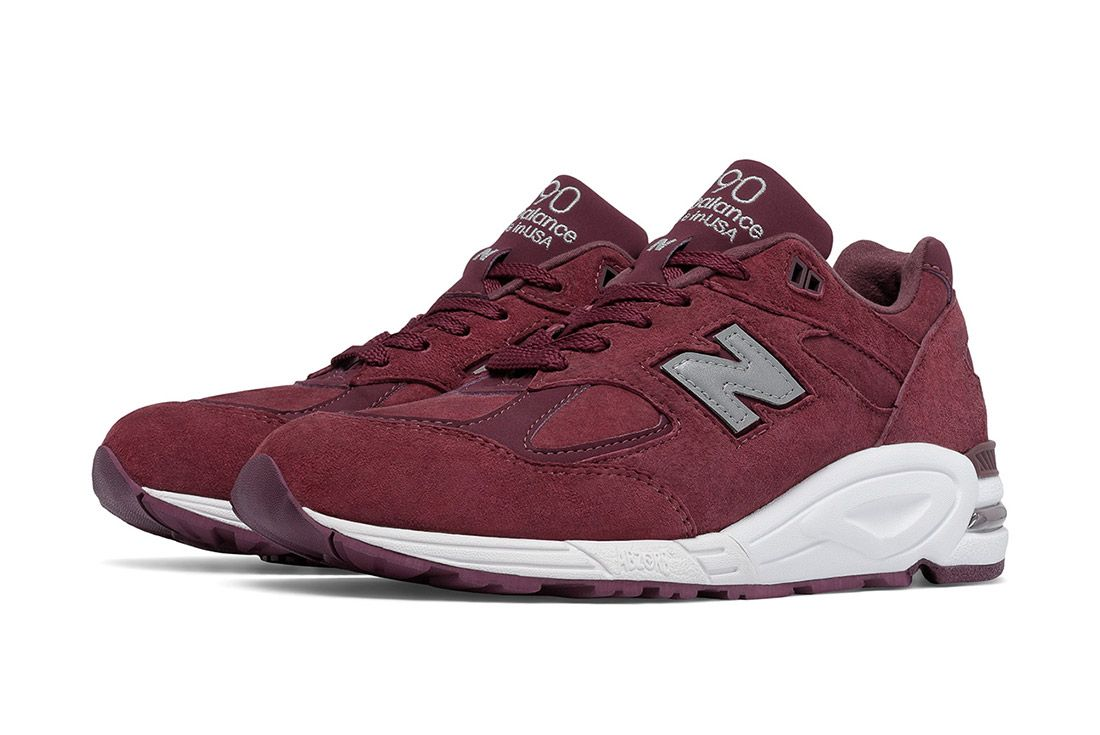 New Balance Made In Usa Connoisseur 990 2