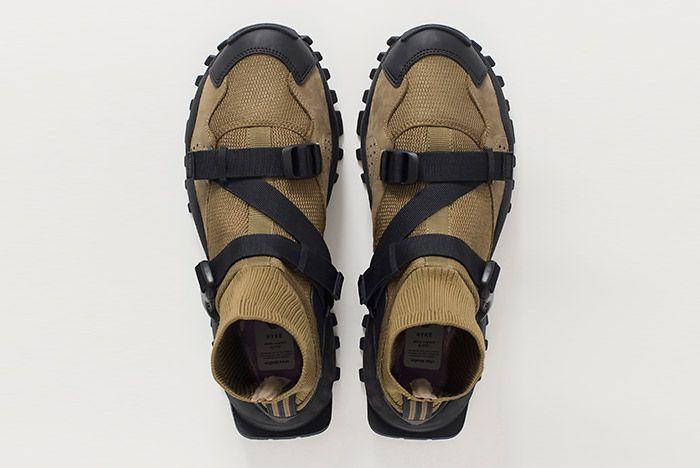 Hyke Adidas Seeulater Khaki Black 1