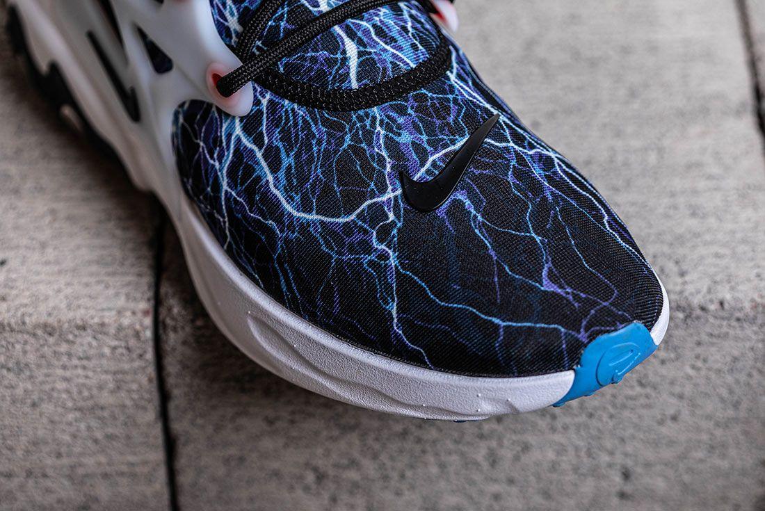 Nike Presto React Lightning Toebox