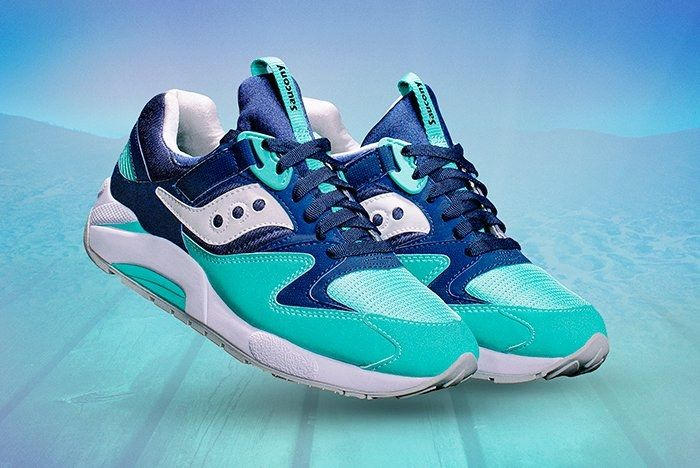 Saucony Spring Break Grid 9000 Thumb
