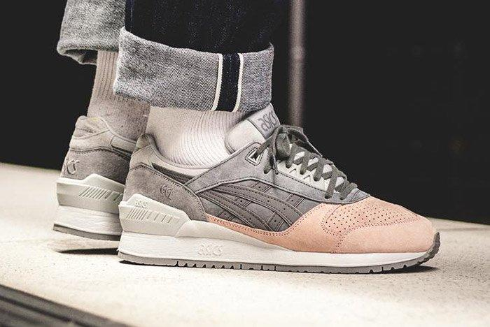 Asics Gel Respector Japanese Gardens Carbon Salmon Pink Thumb