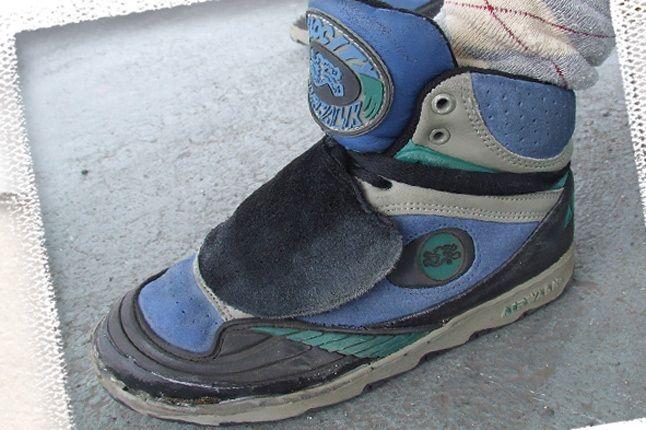 Skate Airwalk Kicks 1