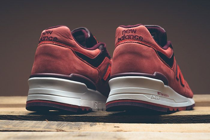 New Balance Horween 997 Red Clay 6