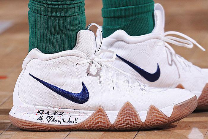 Uncle Drew Kyrie 4 2 Sneaker Freaker