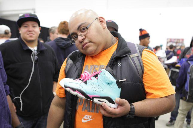 Sneaker Con New York 2012 Jordan 6 1
