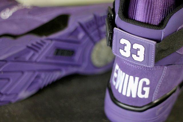Ewing Athletics 330Hi Purple Suede 3