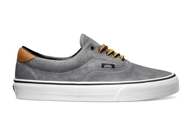 Vans Classics Era 59 Pig Suede Smoked Pearl Holiday 2013
