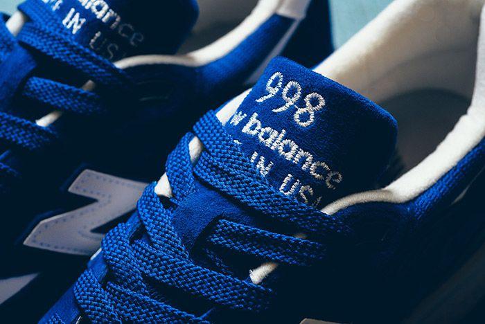 New Balance 998 Made In Usa Royal Blue 6