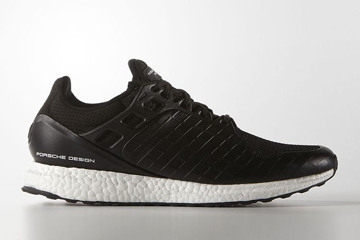 Porche Design X Adidas Ultra Boost 4