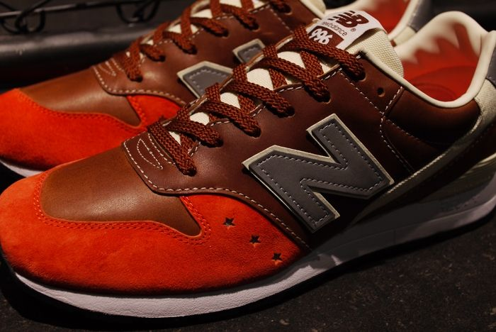 Mita Sneakers New Balance Mrl 996 6