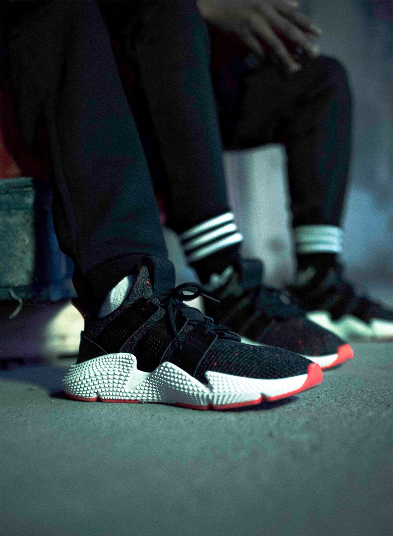 Adidas Prophere London England Fredo Suspect Harlem Spartans Sneaker Freaker 3