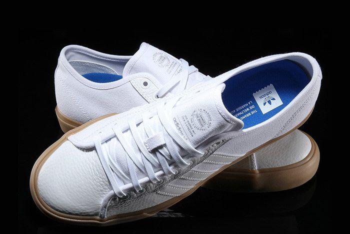 Adidas Matchcourt Rx White Gum 1