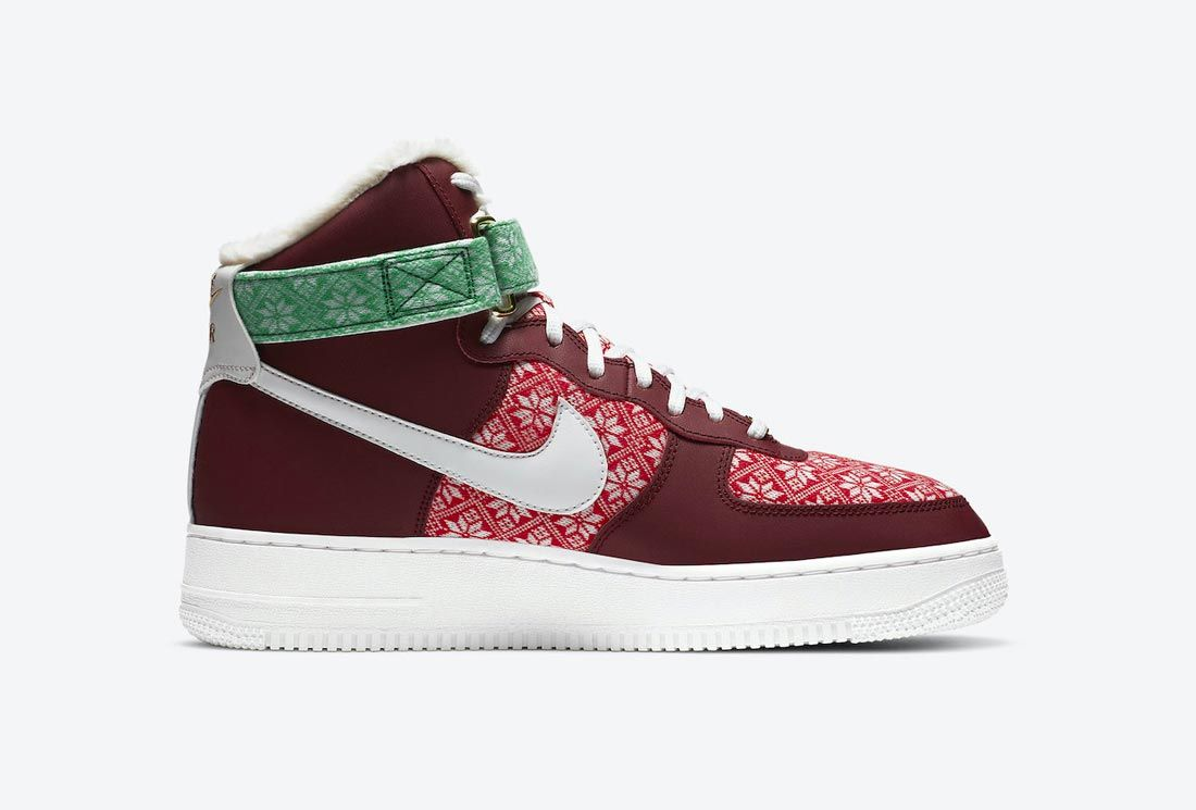 Nike Air Force 1 High 'Christmas'
