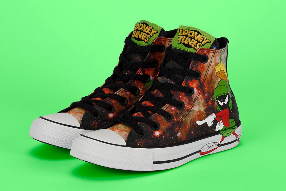 Converse Looney Tunes Rivalry Collection 1