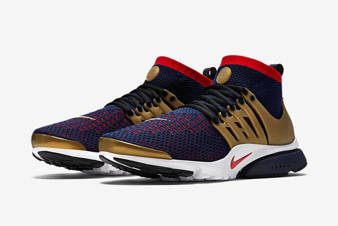 Alta exposición vendedor ir a buscar  Nike Air Presto Ultra Flyknit (Olympic) - Sneaker Freaker