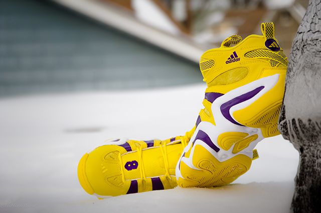 Adidas Crazy 8 Los Angeles Lakers 5