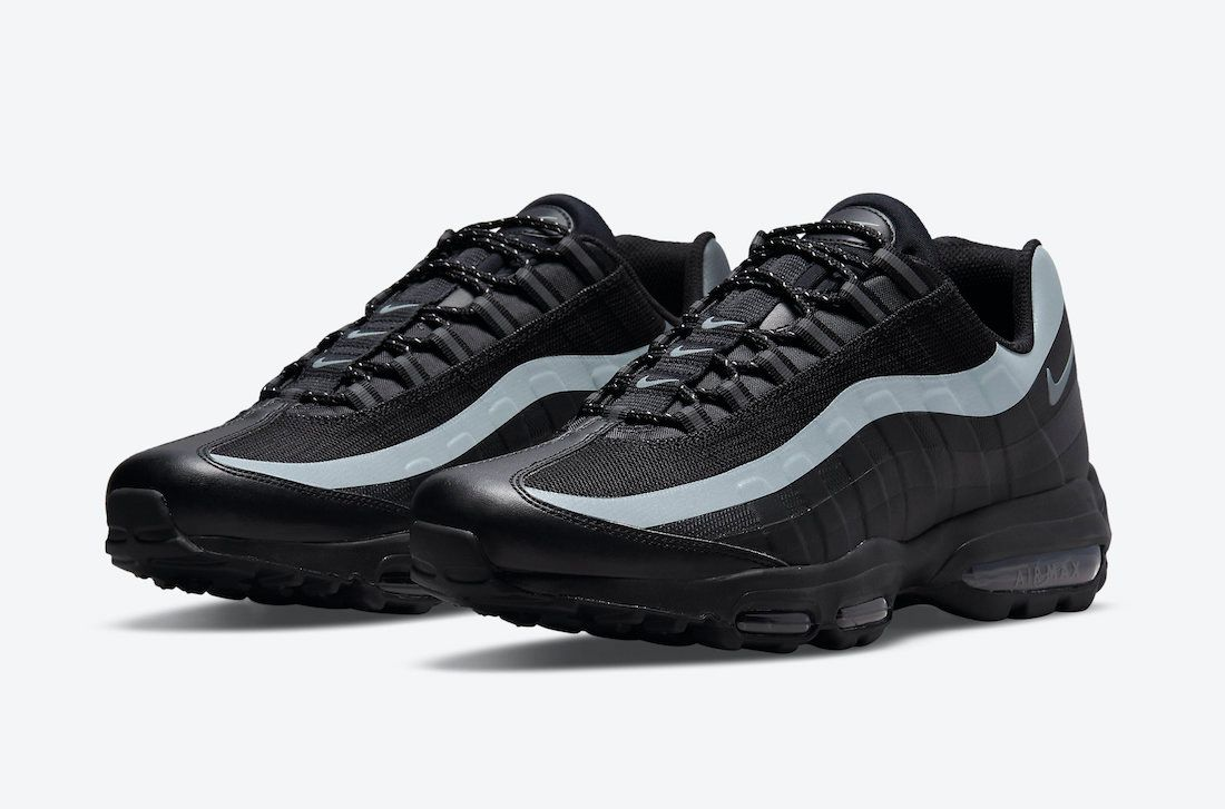 The Nike Air Max 95 Ultra Gets Murdered Out - Sneaker Freaker