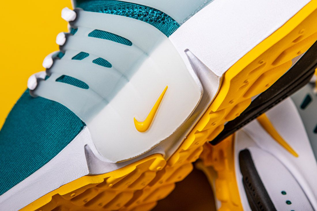 2020 Nike Air Presto Australia Olympic Retro Medial Arch