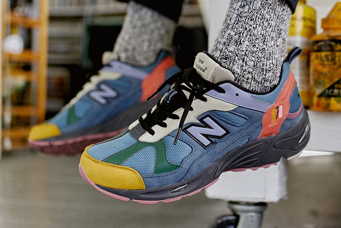 Size New Balance 878 Joiners Release Date On Feet