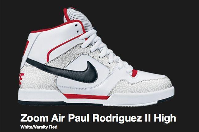 Nike Sb Zoom Air Paul Rodriguez Ii White02008 1