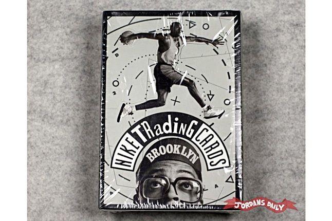 Vintage Nike Mars Blackmon Michael Jordan Trading Cards 2 1