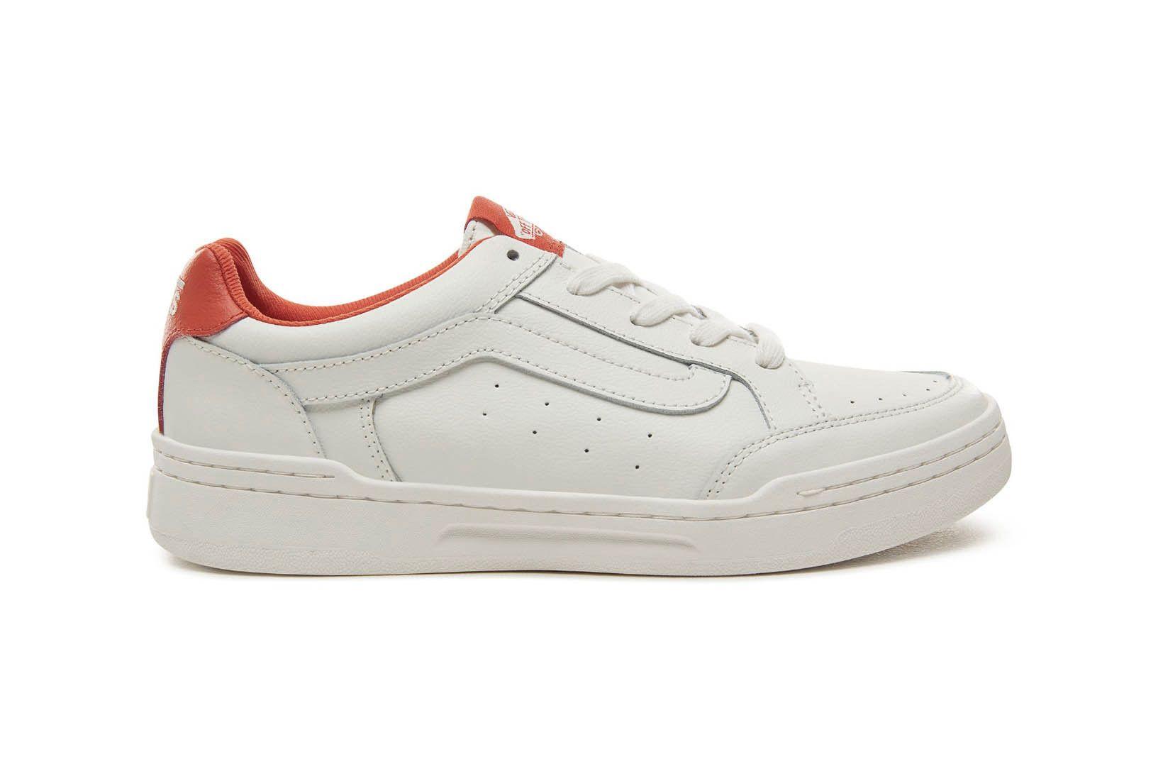 Vans Sporty Highland Pink Zephyr White Sneakers 2 Sneaker Freaker