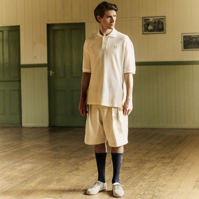 Nigel Cabourn Fred Perry 8
