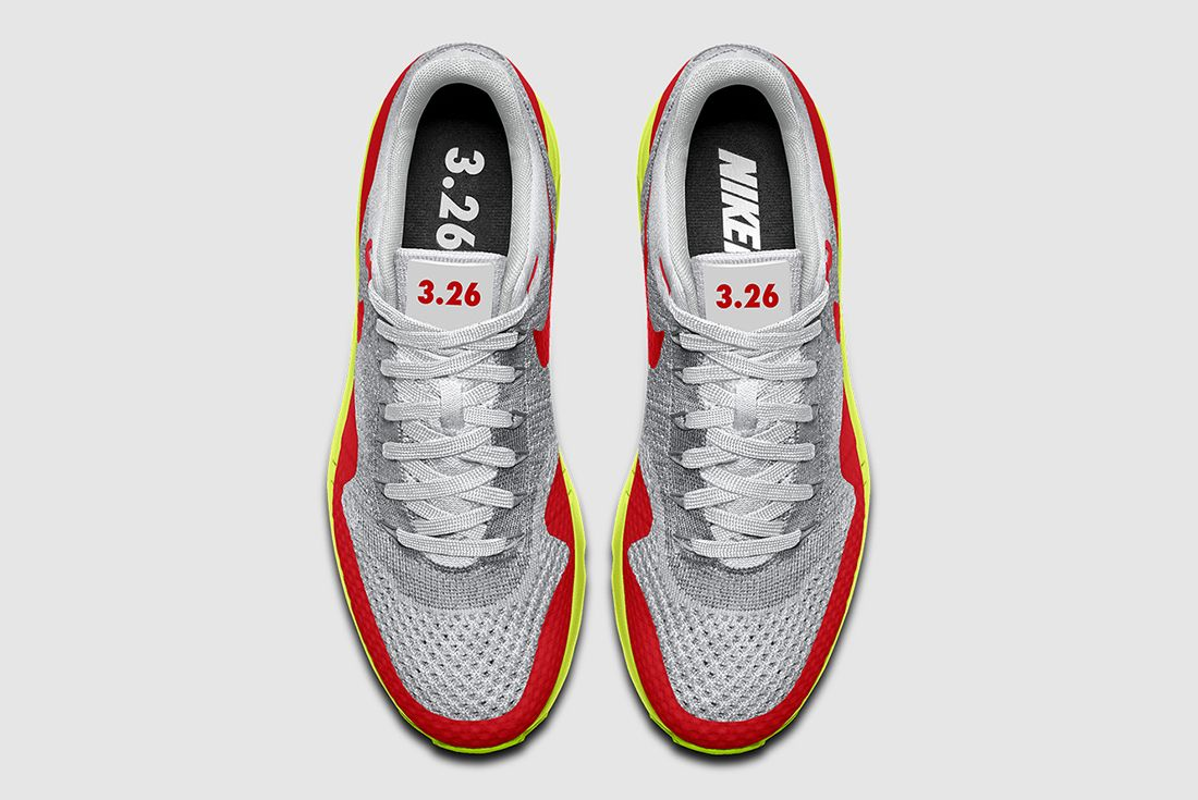 Nike Confirms Vapor Max And Air Max 1 Flyknit Nikei D Options For Air Max Day13