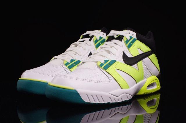 Nike Air Tech Challenge Iii Og Volt 4