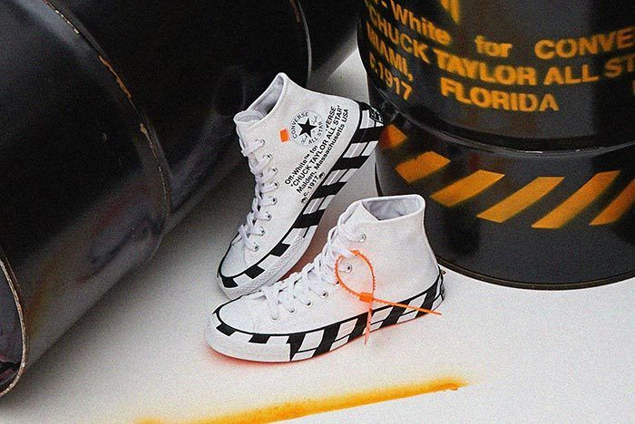 Off White Converse Chuck 70 Look 1