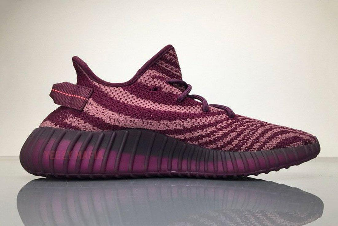 Adidas Yeezy Boost 350 V2 Red Night 2
