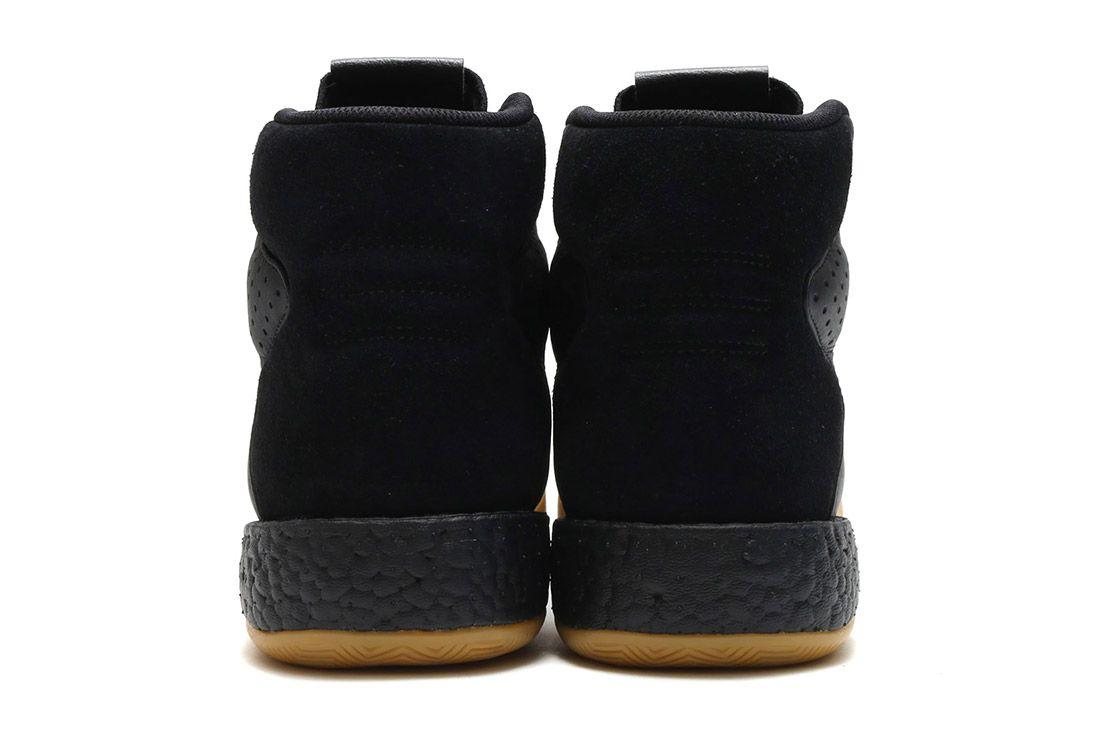 Adidas Tubular Instinct Black Leather 1