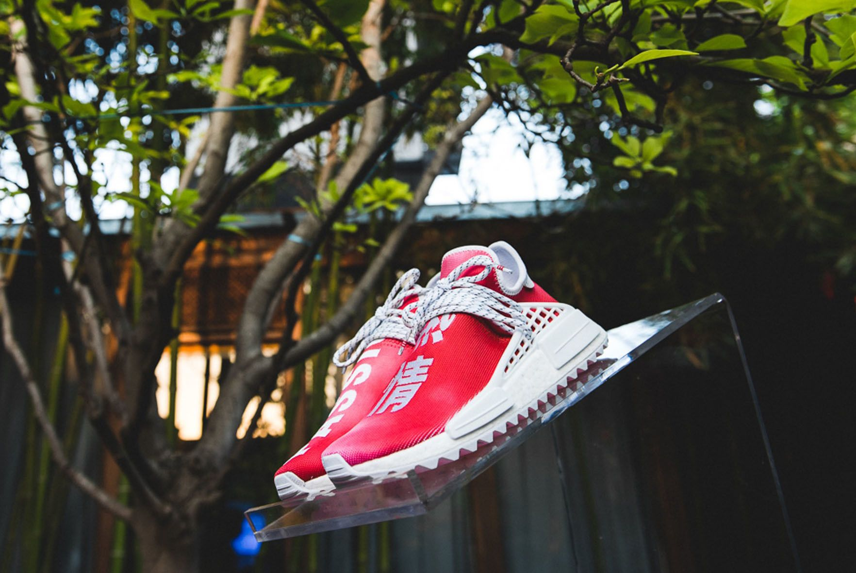 Pharrell Adidas Nmd Hu China Exclusive 3 Sneaker Freaker