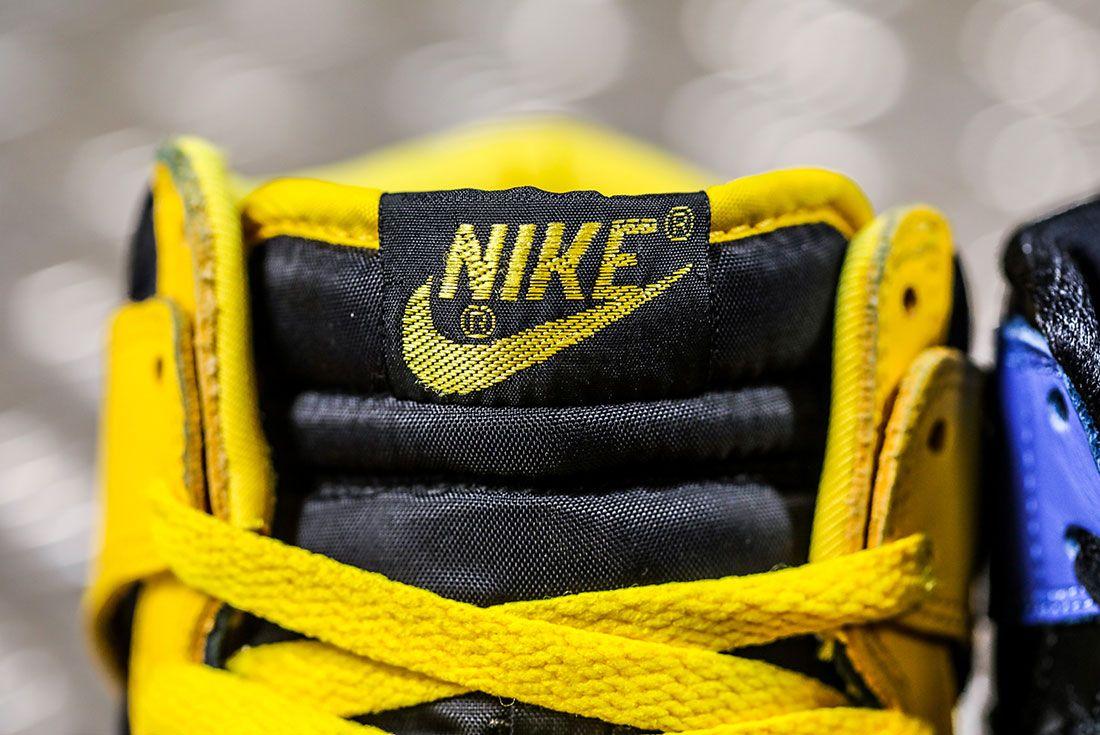 Nike Dunk Versus Air Jordan 1 Comparison 15