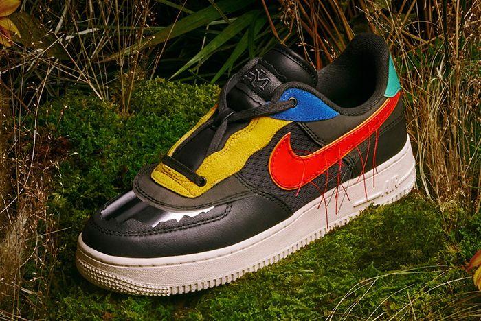 Nike Bhm 2020 Air Force 1