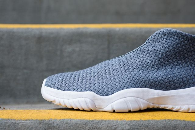 Air Jordan Future Cool Grey Bump 3